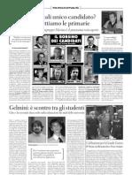 Perugia Capofila Della Protesta Creativa Anti-Gelmini