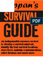 Bear Grylls Pocket Survival Guide Pdf