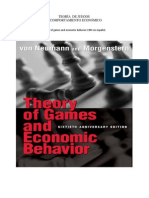 1 Theory of Games and Economic Behavior 1944 Pagina 1 a 58 Ultimo
