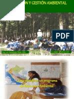 COMO HACER UN PROGRAMA DE EDUCACIÓN AMBIENTAL