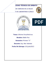 Informe Virus Antivirus Belen Pico