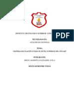 Anteproyecto Enumerado PDF
