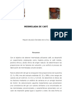 Mermelada de Cafe