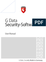 Manual G Data Antivirus 2014