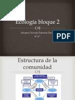 Bloque 2 de Ecologia