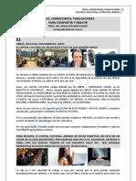 214. IDEAS, COMENTARIOS, PUBLICACIONES PARA COMPARTIR Y DEBATIR
