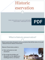 comm historic preservation powerpoint