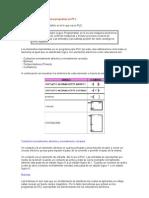 Elementos Principales Para Programar Un Plc