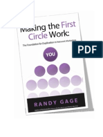 RandyGage_Making the First Circle Work