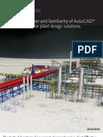 Autodesk Plant Design Suite 2013 Brochure