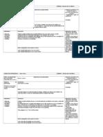 Planificaciones Ciencias Naturales 1er semestre Primero B+ísico JAN 2013