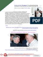Miedzy nami, ciotami, Monsignore FO213 Kosciol pod reka posoborowych pedalow 20130718 ZECh von Stefan Kosiewski ZR.pdf