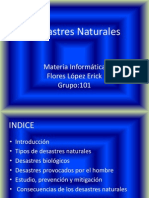 Desastres Naturales (1)