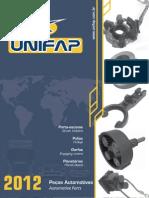 Catalogo Unifap Porta Escovas