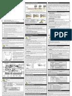 Manualcentral Alard Max 10 Setores + 1 Controle