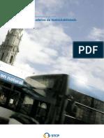 Relatório de Contas-2005 STCP - Caderno de Sustentabilidade