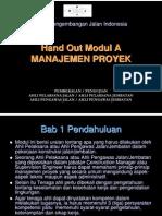 1814_hand Out Modul a Manajemen Proyek