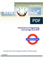 044 London Underground Case Study