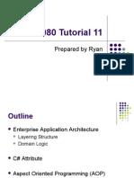 IEG3080 Tutorial 11 Prepared by Ryan Outline  Enterprise