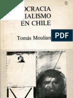 Moulián 1983. Democracia y socialismo en Chile 69, 223