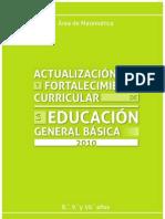 Educación General Básica 2010