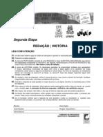 História - UFPE 2009