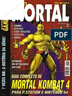 SuperGamePower Especial 9 - Mortal Kombat 4