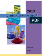 Ciencias Naturales 3 RUBY