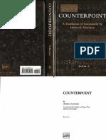 Schenker, Heinrich - Counterpoint - Book II