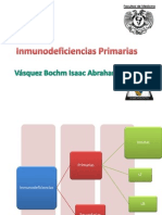 Inmunodeficiencias Primarias
