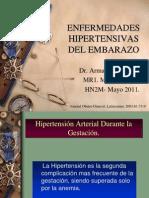 Enf Hipertensivas Del Embarazo