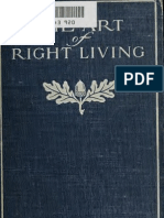 The Art of Right Living - Ellen Richards