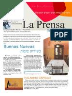 La Prensa Sefaradí   April 2006 issue