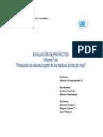 Produccion de Celulosa