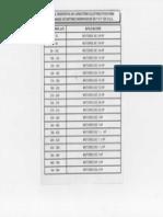Tabla de Medidas de Capacitores Electroliticos Segun Potencia Del Motor
