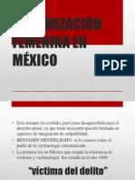 VICTIMIZACIÓN FEMENINA EN MÉXICO (1)