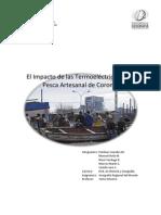 El Impacto de las Termoeléctricas en la Pesca Artesanal de Coronel