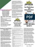 Panacea Photonics Fat Reduction Brochure