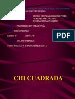 Expo Chi Cuadrado