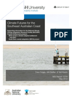 Climate Futures for the Southeast Australian Coast