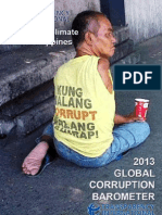 Philippine Global Corruption Barometer Report