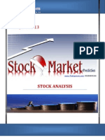 Stock Market news for 19july 2013 by-The-Equicom