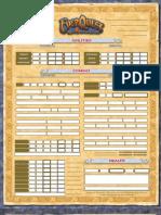 EverQuest PC Sheet