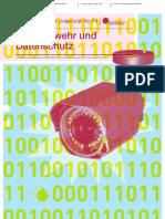 Themenblätter im Unterricht - Terrorabwehr und Datenschutz Kopie