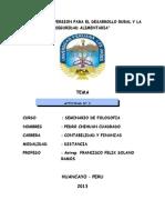 TAREA Nº02 SEMINARIO DE FILOSOFIA