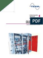 Cicloconvertidor Comercial