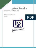 Tugas Laundry
