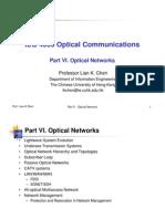 Chromatic Dispersion Optical Fiber