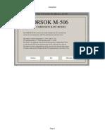 NORSOK m-506r2 (06-2005)