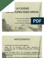 Unidad 6 La ciudad - Yuliana Garcés Arboleda